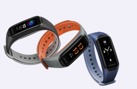 OnePlus Launches Fitness Band With AMOLED Display