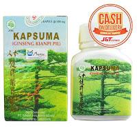 Kapsuma (Ginseng Kianpi Pil)