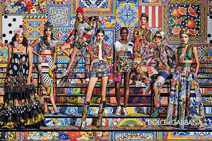 Dolce & Gabbana Pays Tribute to Fatto a Mano with SS21 Collection