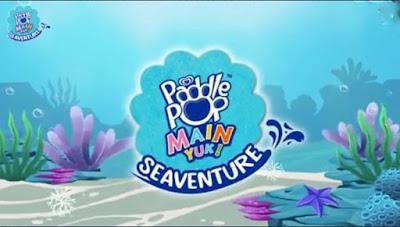 Seaventure bareng Paddle Pop