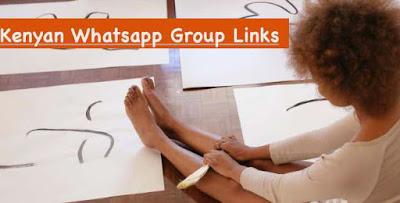Kenyan Whatsapp Group Links
