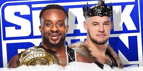 Ver Wwe En Vivo SmackDown 01 de Enero 2021 En Español Full