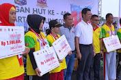 Diacara Pencanangan HUT Ke-492 Kota Jakarta, Rustam Effendi Minta Warga Untuk Menjaganya