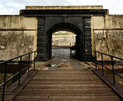 Benteng Marlborough (Fort Marlborough)