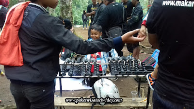 Paintball Packages di Kampung Cai Rancaupas OK