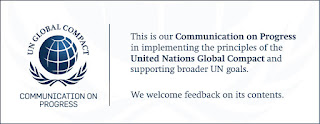 UN Global Compact Communication on Progress
