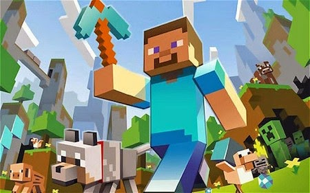 Minecraft Pocket Edition 0.9.0 .APK Download
