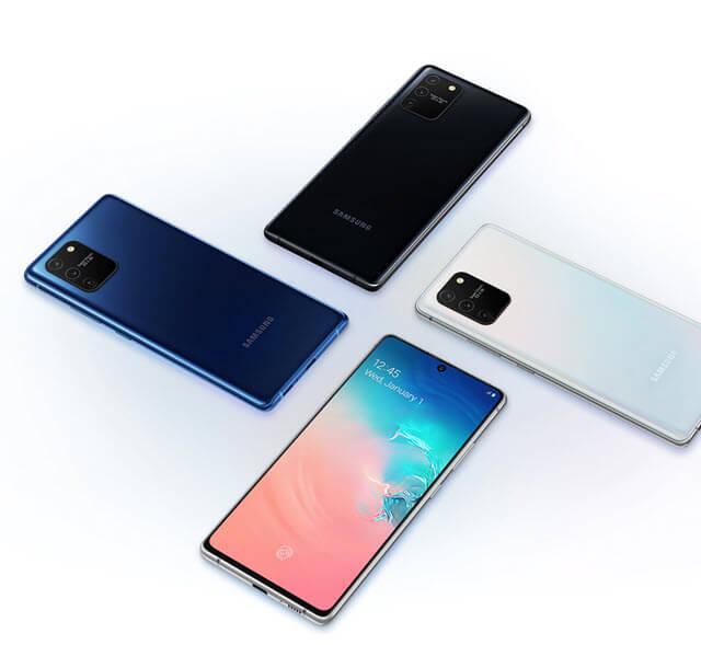 مميزات وعيوب هاتف Samsung Galaxy S10 Lite