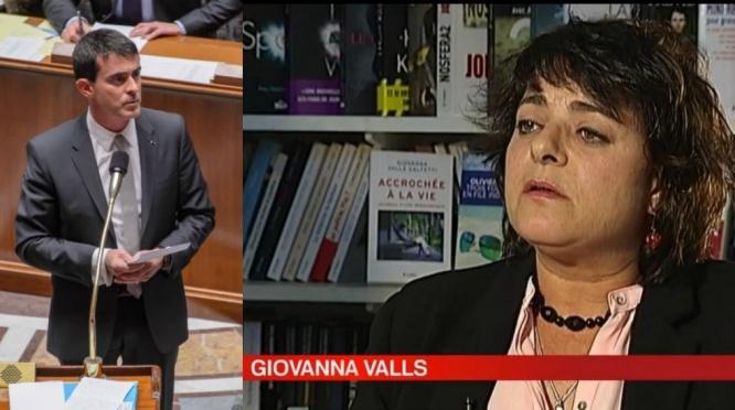 Photographie d'illustration - Giovanna Valls, la sœur de l'ex Premier ministre ne partage pas son point de vue sur la crise catalane
