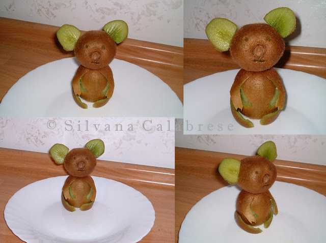 Carvings koala Australian marsupial teddy bear with kiwi Loving San Francisco