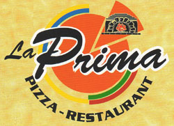 La Prima // Pizza - Restaurant