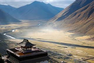 Drekong Monastery Tibet Autonomous Region China