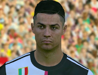 PES 2017 Faces Cristiano Ronaldo by A5