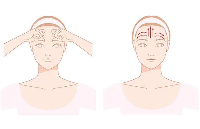 7 bước massage mặt tại nhà