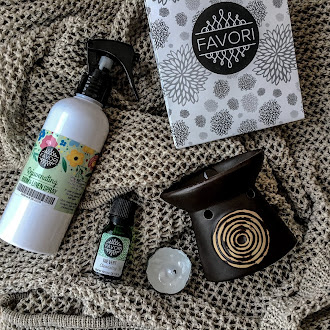 HOLIDAY GIFT IDEAS WITH FAVORI SCENTS