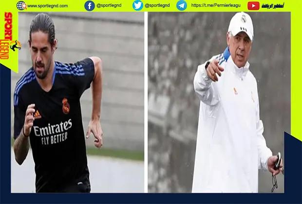 إدارة ريال مدريد ترغب في التخلص من اسيكو