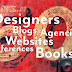 50 + Designers, Agencies, Books, Websites, Blogs and Conferences!