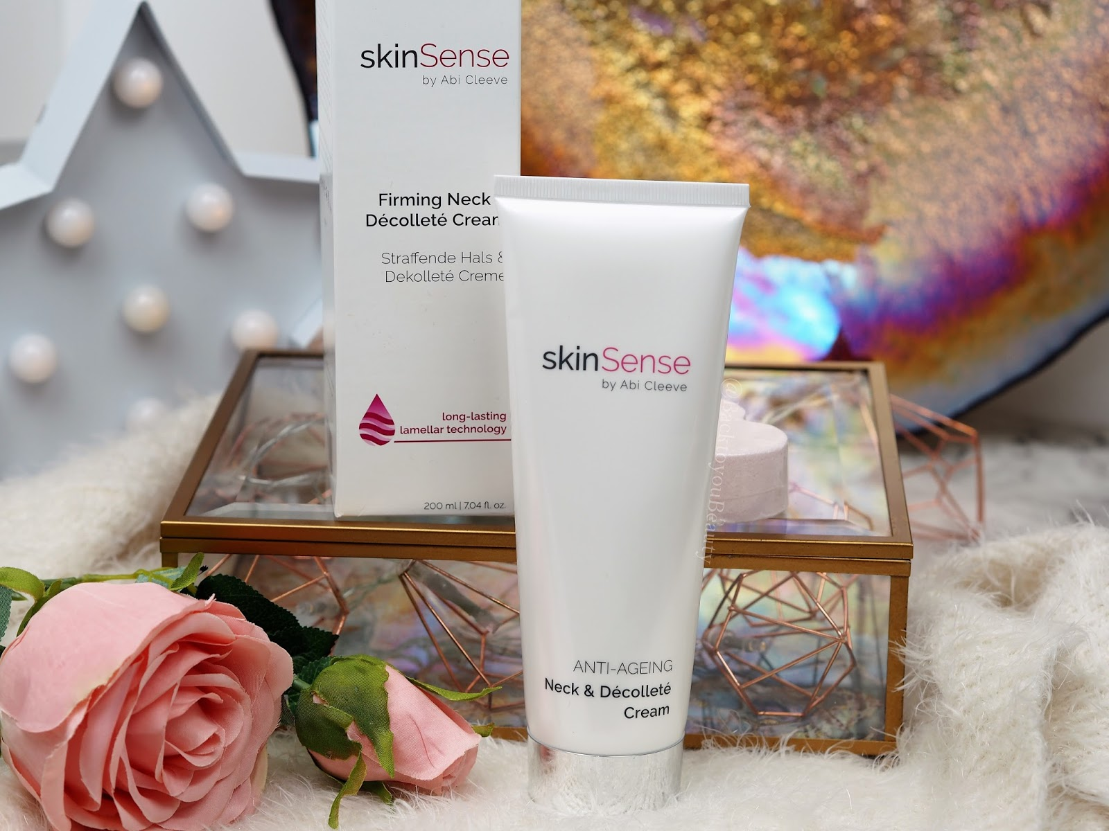 Skinsense Neck and Decollete Cream BPOM