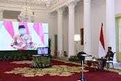 Jokowi Buka Konbes XXIII GP Ansor; Gubernur Olly: Terima Kasih Sudah Memilih Sulut