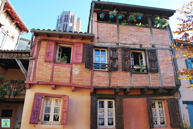 Centro histórico de Albi, Francia