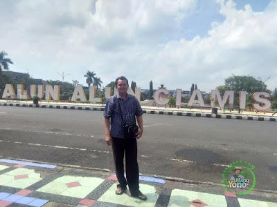 Alun - Alun Kota Ciamis, Jawa Barat - Indonesia