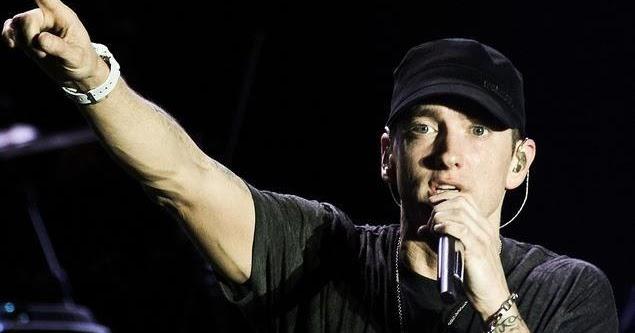 Eminem tour dates