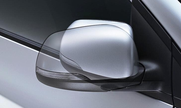 fitur New Picanto Platinum - Electric folding outside mirrors