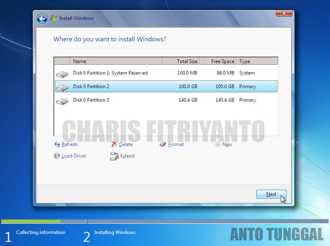 Cara Install Windows 98 Menggunakan Flash Disk Karakteristik