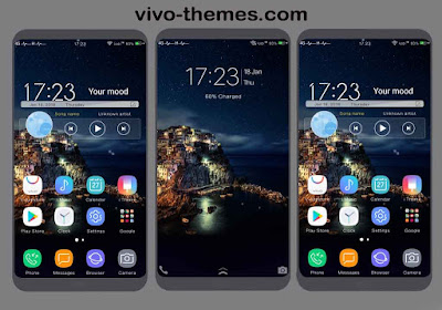 √ Island Near Me Theme For Vivo Android Smartphone - vivo