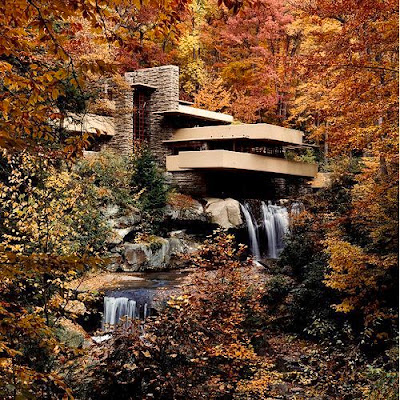 LACAL arquitectura - F.L.W. FallingWater