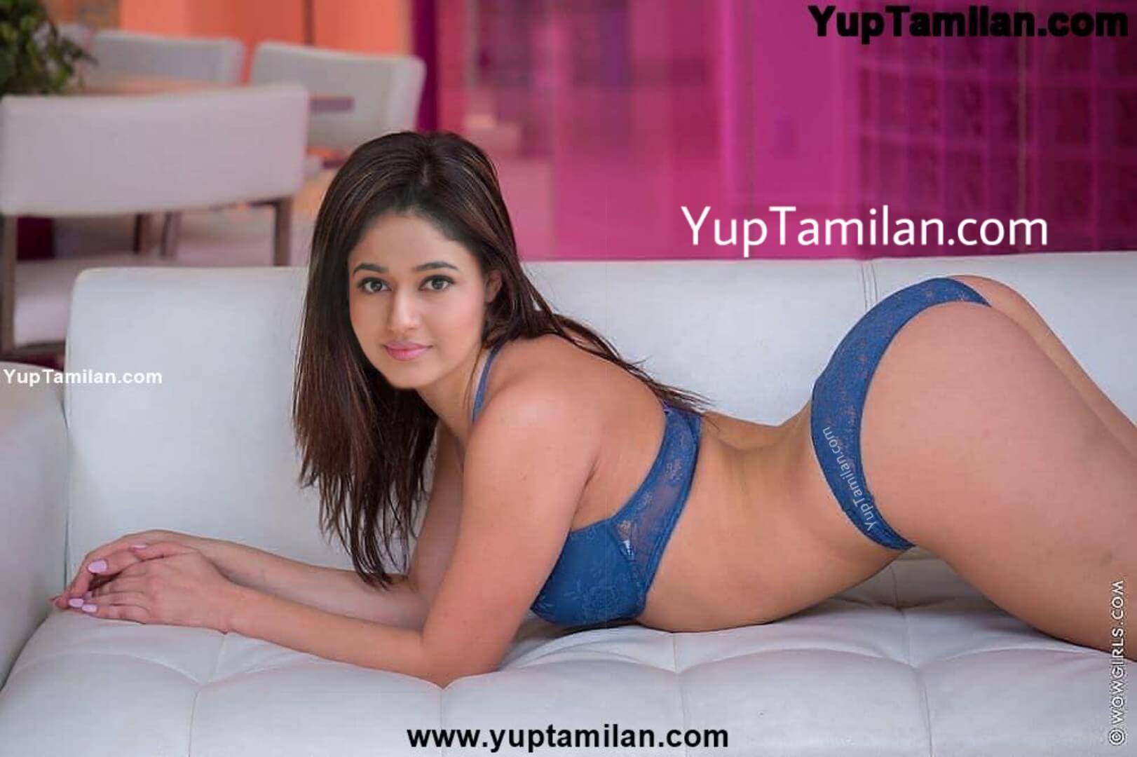 Actress Poonam Bajwa Sexy Lingerie Photos