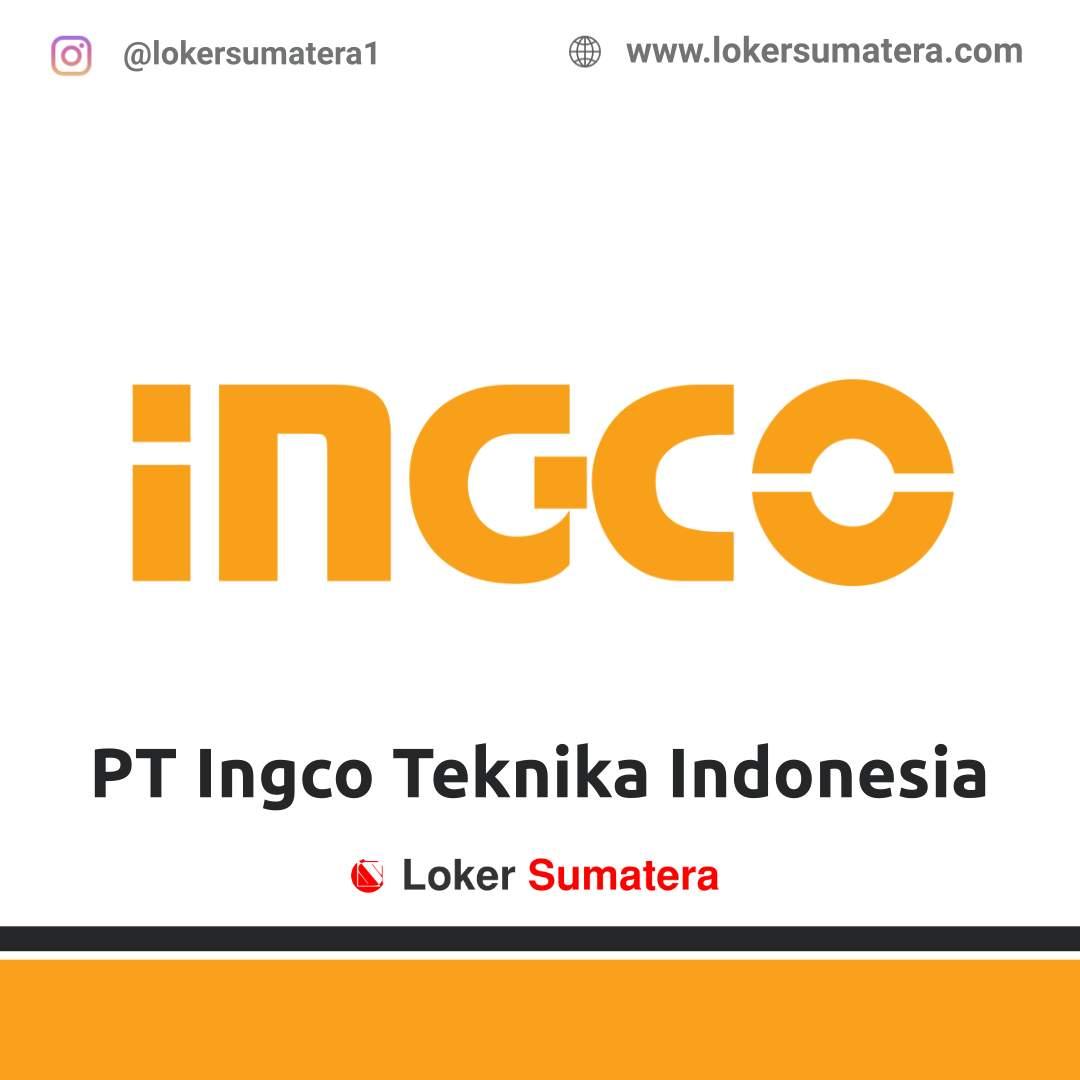 Lowongan Kerja Medan: PT Ingco Teknika Indonesia (INGCO) Maret 2021