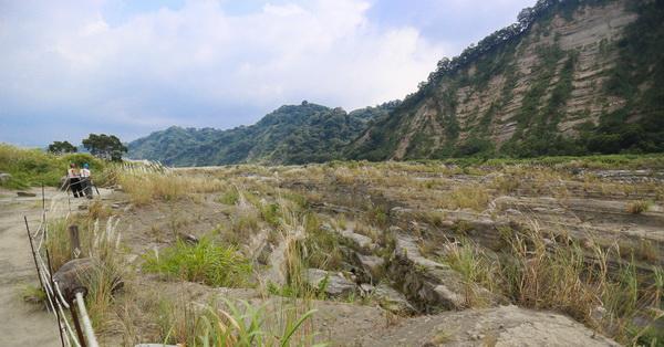台中東勢|大安溪大峽谷-921地震形成的天然景觀,又稱卓蘭大峽谷、東勢大峽谷