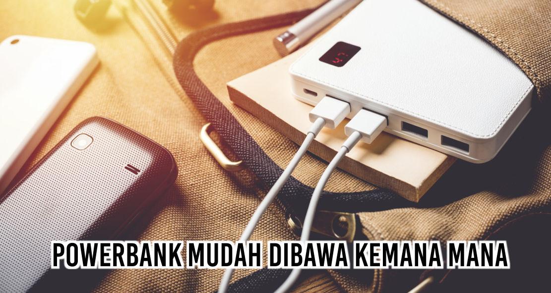 Manfaat Gunakan Powerbank Sebagai Souvenir Promosi
