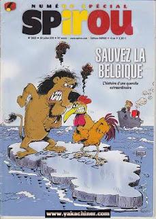 sauvez la Belgique...