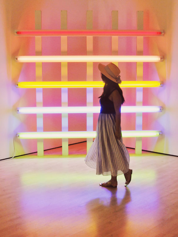 San Francisco Bucket List: Check out the modern art at SFMOMA