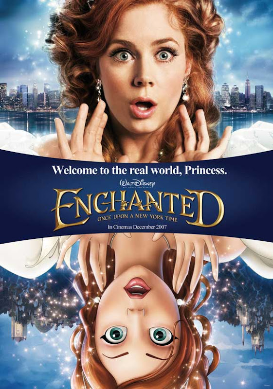 Enchanted Giselle movie poster