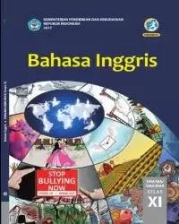 Buku bahasa Inggris Siswa Kelas 11 k13 2017