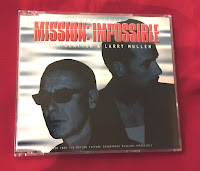 Mission: Impossible Theme by Adam Clayton & Larry Mullen