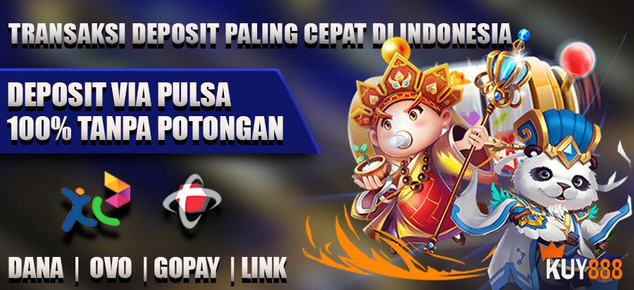 KUY888 Situs Agen Slot Online Indonesia