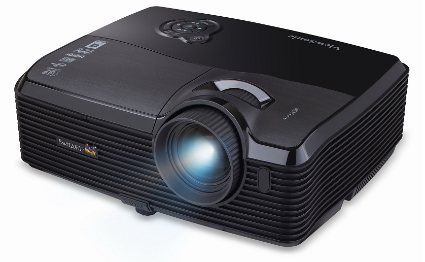 ViewSonic Pro8520HD Full HD 1080p projector