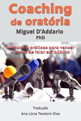 Coaching de oratória - Miguel D'Addario