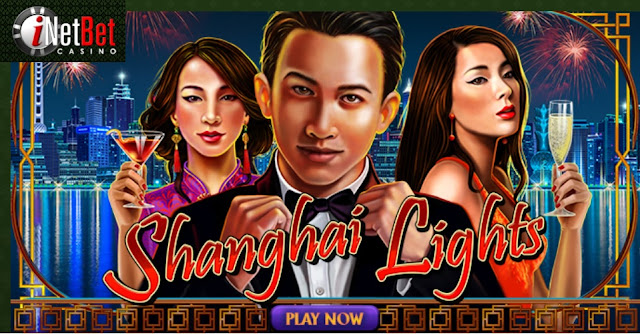 Inetbet casino new slot - Shanghai Lights