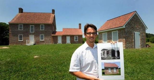 Critter Sitter's Blog: 18th Century ateague Island (MD ... on