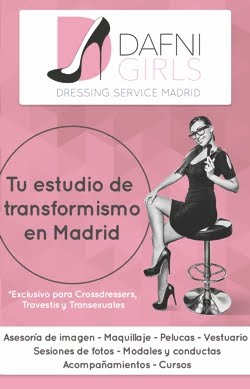 Dafni Girls - Travestirse Madrid