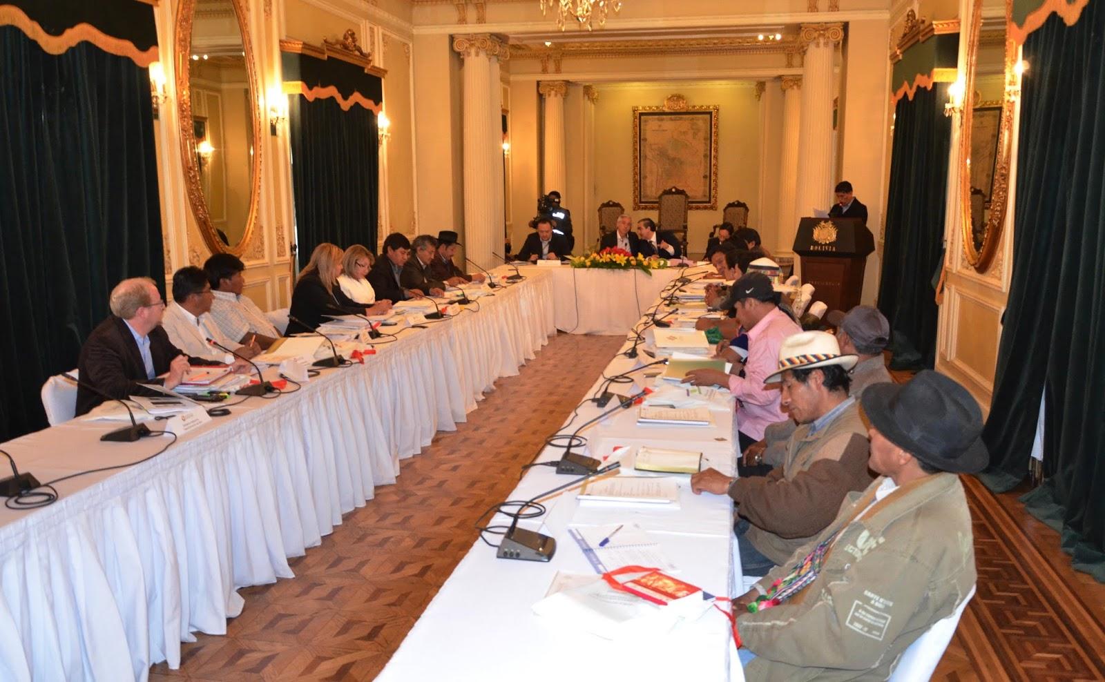 Pacto Fiscal no determinó una redistribución de recursos a las regiones