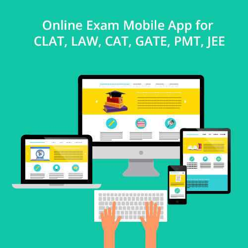 Free Download Online Exam Android App Source Code with Admin Panel + Admob + Android Studio + High CPC