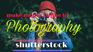 How to make money online with Shutterstock, sell media online and make money, sell photo and video on Shutterstock