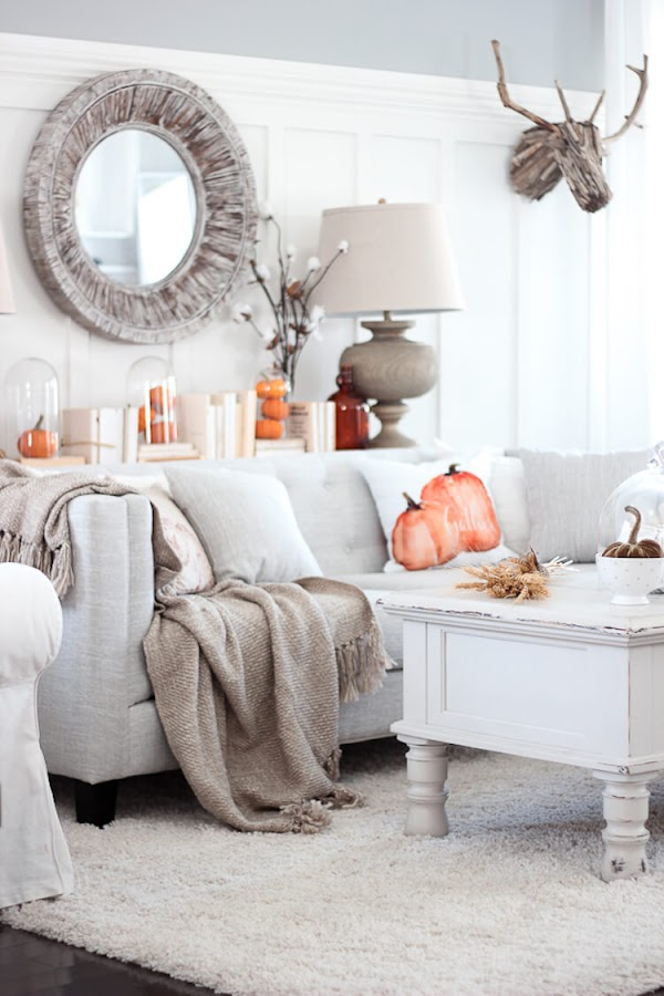 10 Ideas para decorar tu casa en otoño