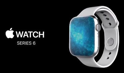تعرف على ساعة Watch Series 6 القادمة من ابل